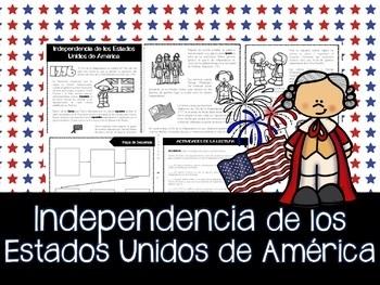 Dia de la Independencia de los Estados Unidos de America en Español