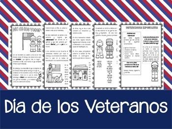 Dia de los Veteranos en Español  - Historia