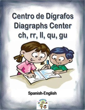 Spanish Diagraphs in a Station/Center Activity