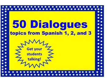 Spanish Dialogues