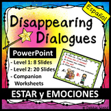 Spanish Greetings with Estar (Formal and Familiar) PowerPoint