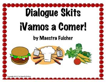 Spanish Dialogues-Food