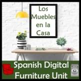 Spanish Furniture Digital Unit - Los Muebles y los Aparatos Electrónicos - Casa