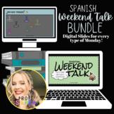 Spanish Digital Weekend Talk Bundle
