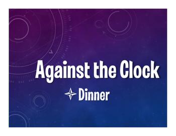 Spanish Dinner Against the Clock