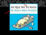 Spanish Direct Object Pronoun Comics and Memes Powerpoint