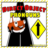 Spanish Direct Object Pronouns Notes and Practice Powerpoint BUNDLE