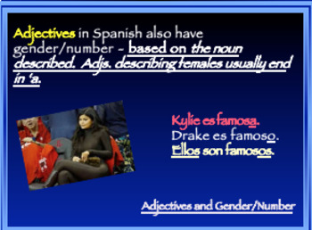 Spanish Direct and Indirect Articles Lesson