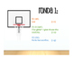 Spanish Direct and Indirect Object Pronoun Basketball
