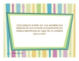 Spanish Discussion Questions
