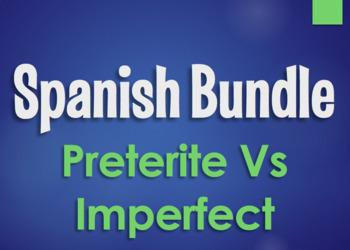 Spanish Distinctions Monster Bundle