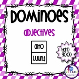 Spanish Dominoes - Adjectives {HARD GOOD}