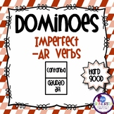 Spanish Dominoes - Imperfect -AR {HARD GOOD}