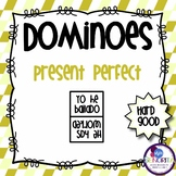 Spanish Dominoes - Present Perfect Tense {HARD GOOD}