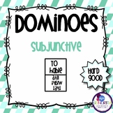 Spanish Dominoes - Subjunctive {HARD GOOD}