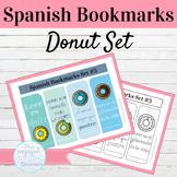 Spanish Donut Bookmarks