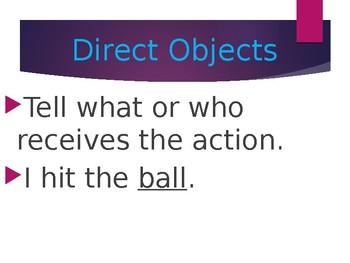 Spanish Double Object Pronouns