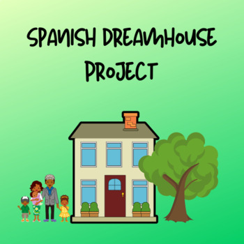 Spanish Dream House Design Project