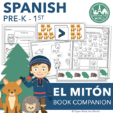 "Spanish Dual Language Kindergarten ""El mitón"" (The Mitten)"