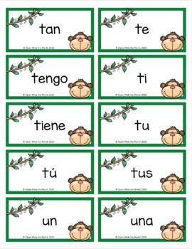 Spanish Greetings Worksheet For Kindergarten