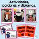 Spanish Dual Language Silabas con la letra A