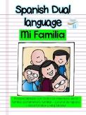 Spanish Dual language - La Familia