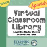 Spanish E-Lit Virtual Library Level One Starter Shelves