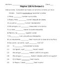 Spanish -ER Conjugation Practice #2 (no irregular)