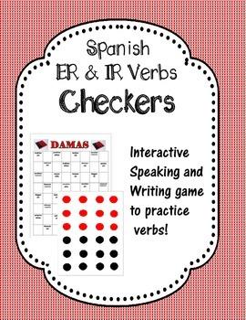 Spanish ER & IR Verbs Checkers