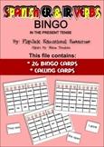 Spanish ER and IR Verbs Bingo