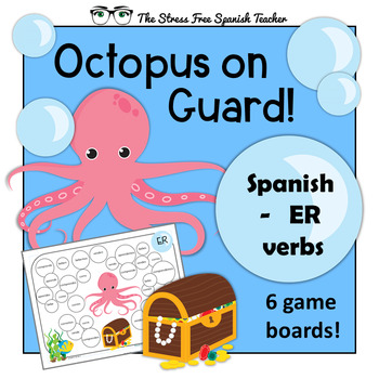 Spanish ER verbs Review 6 games, present preterit imperfect conditional future