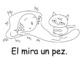 "Spanish Early Emergent Reader Book - palabras con ""P"" (Editable)"