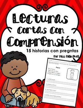 Spanish Early Reading & Comprehension
