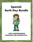 Spanish Earth Day Mini Bundle: Día de la Tierra / Medio Ambiente (3 Products)
