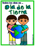 Spanish Earth Day Posters/Coloring pages- El día de la tierra