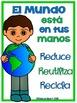 Spanish Earth Day Posters/Coloring pages- El día de la tierra