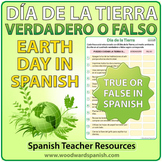 Spanish Earth Day - Verdadero o Falso