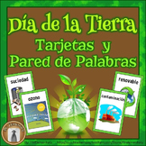 Spanish Earth Day Vocabulary