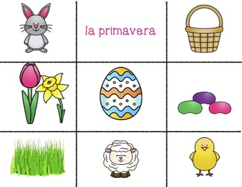 excellent easter games activities for spanish i and ii tpt. Black Bedroom Furniture Sets. Home Design Ideas
