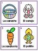 Spanish: April Literacy and Math Centers/ Centros  Matemáticas y Lenguaje