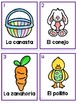 Spanish: April Literacy and Math Centers/ Centros  Matemát