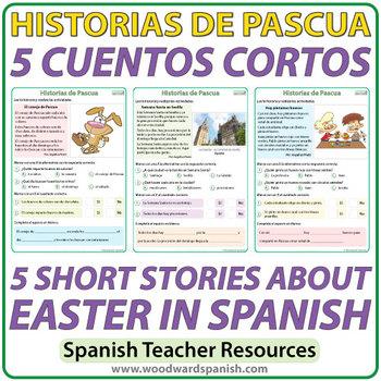 Spanish Easter Short Stories - Cuentos Cortos de Pascua