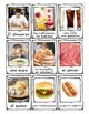 Spanish Eating at a Cafe 2 Vocabulary Posters & Flashcards with Real Photos