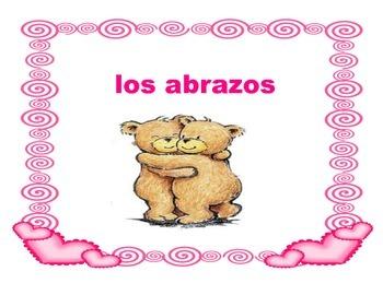 Spanish El Dia de San Valentin Valentines Day