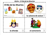 Spanish Dia de los Muertos / Day of the Dead 2 Emergent Reader Booklets