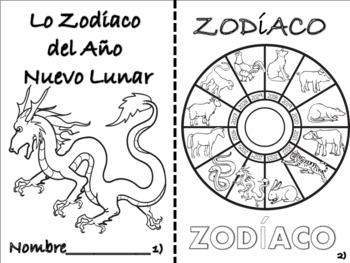 Spanish: El Zodíaco del Año Nuevo Chino