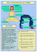 Spanish El cuerpo, the body booklet for beginners