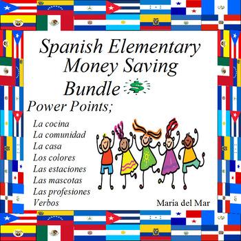 Spanish Elementary Bundle