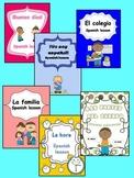 Spanish Elementary (Bundled) ¡Buenos días!, Yo soy español, Las horas....