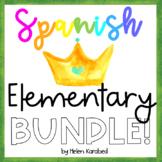Spanish Elementary Beginner's Bundle